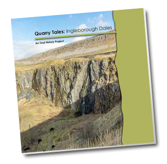 Quarry Tales: Ingleborough Dales Book